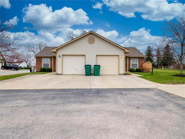 101 & 103 Woodberry Drive, Danville, IN 46112 (MLS #21774044) :: Heard Real Estate Team | eXp Realty, LLC
