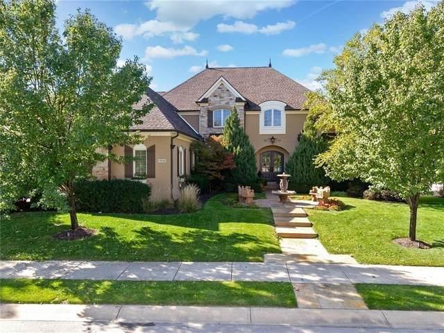 15538 Hidden Oaks Lane, Carmel, IN 46033 (MLS #21774050) :: Anthony Robinson & AMR Real Estate Group LLC