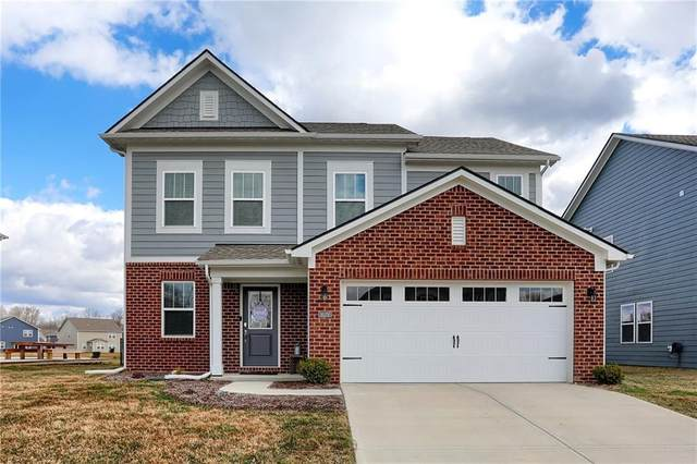 16378 Sedalia Drive, Fishers, IN 46040 (MLS #21774054) :: The Indy Property Source