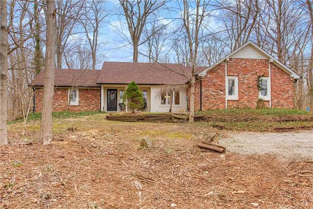 7337 Lafayette Road, Indianapolis, IN 46278 (MLS #21774058) :: The Indy Property Source