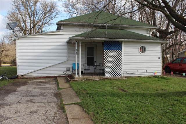 503 & 505 Moore Court, Greencastle, IN 46135 (MLS #21774061) :: Mike Price Realty Team - RE/MAX Centerstone
