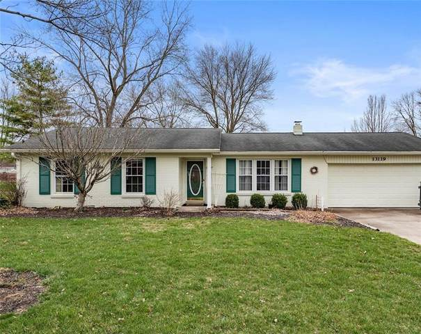 13119 W Council Road, Yorktown, IN 47396 (MLS #21774094) :: The ORR Home Selling Team