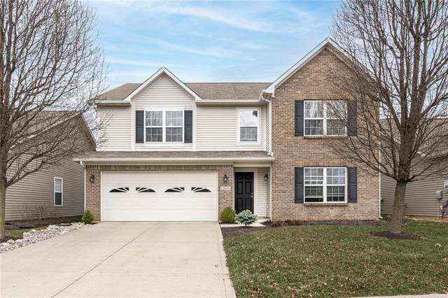 10592 Landsbrook Run N, Noblesville, IN 46060 (MLS #21774104) :: The Indy Property Source