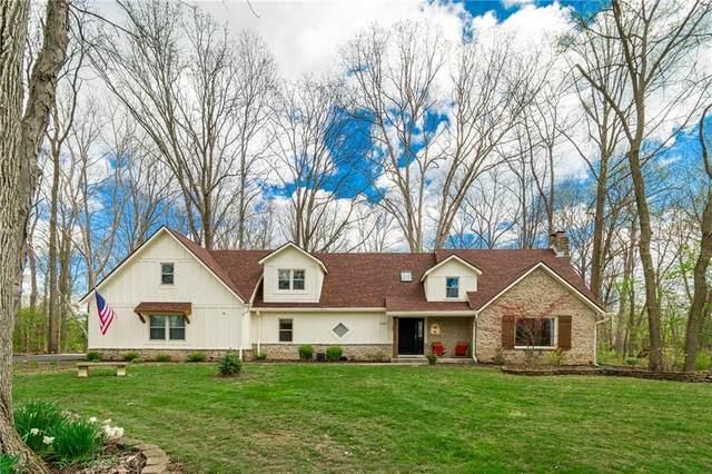 1107 Indianpipe Lane, Zionsville, IN 46077 (MLS #21774110) :: Ferris Property Group