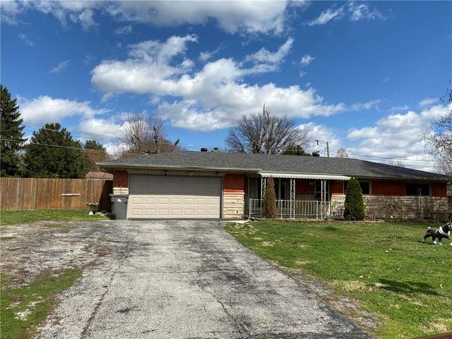 224 Griffin Road, Indianapolis, IN 46227 (MLS #21774116) :: Anthony Robinson & AMR Real Estate Group LLC