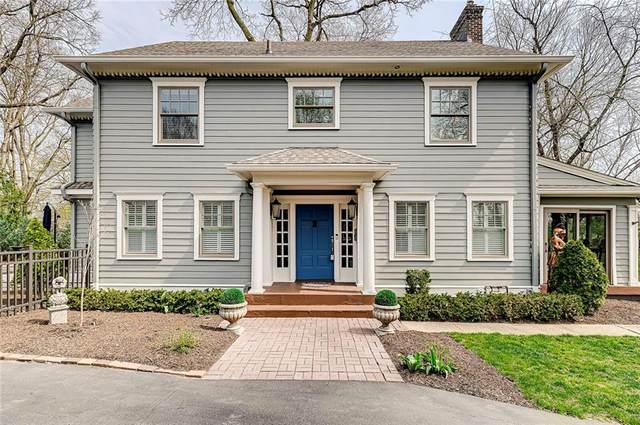 3616 Watson Road, Indianapolis, IN 46205 (MLS #21774121) :: Heard Real Estate Team | eXp Realty, LLC