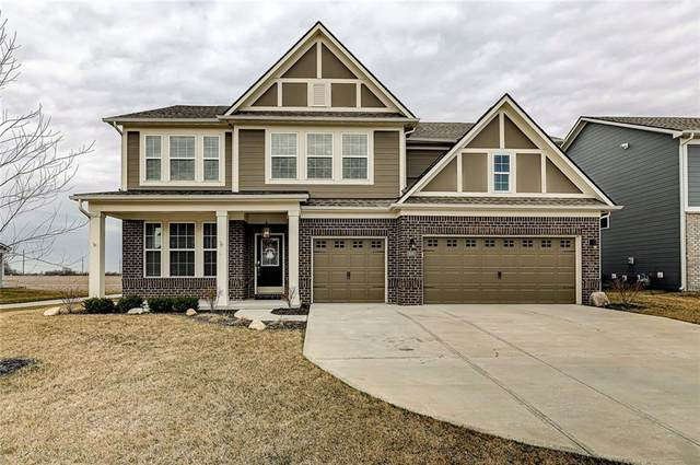 9792 Tampico Chase, Fishers, IN 46040 (MLS #21774133) :: The Indy Property Source