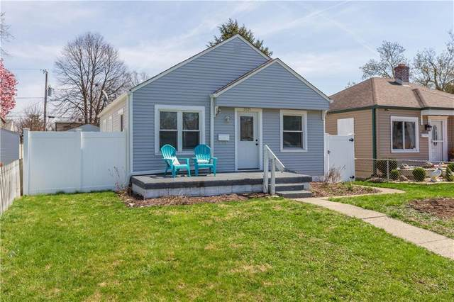 2021 N Linwood Avenue, Indianapolis, IN 46218 (MLS #21774135) :: The Indy Property Source
