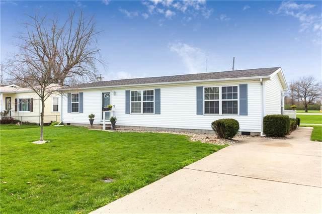 4011 Brown Street, Anderson, IN 46013 (MLS #21774143) :: The ORR Home Selling Team