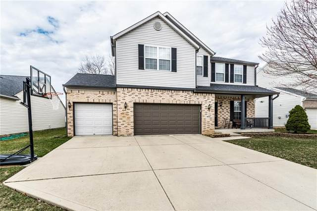 18825 Edwards Grove Drive, Noblesville, IN 46062 (MLS #21774146) :: Heard Real Estate Team | eXp Realty, LLC