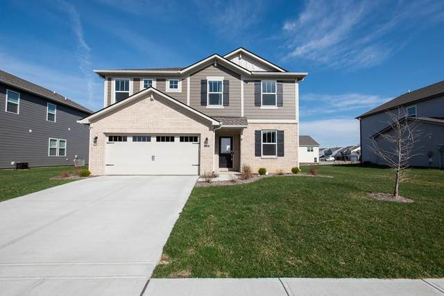 9723 Sonnette Circle, Fishers, IN 46040 (MLS #21774159) :: The Indy Property Source