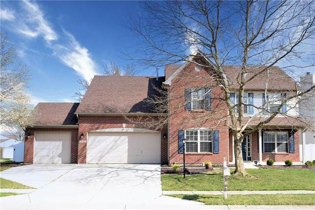 7979 Kersey Drive, Indianapolis, IN 46236 (MLS #21774161) :: Mike Price Realty Team - RE/MAX Centerstone