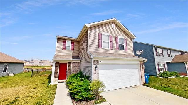 7934 Amadeus Drive, Indianapolis, IN 46239 (MLS #21774162) :: Heard Real Estate Team | eXp Realty, LLC