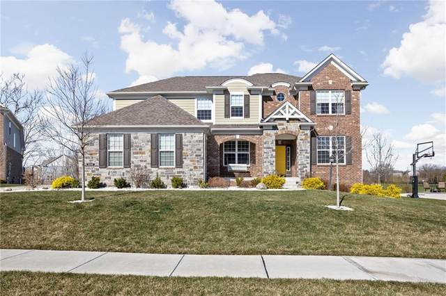 15516 Viking Crusader Court, Westfield, IN 46074 (MLS #21774166) :: Mike Price Realty Team - RE/MAX Centerstone