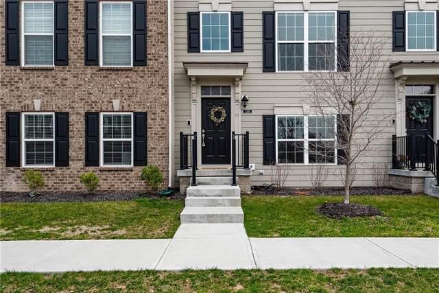 7283 Zanesville Road, Carmel, IN 46033 (MLS #21774186) :: Heard Real Estate Team | eXp Realty, LLC