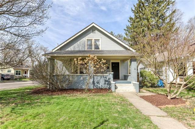 5002 Winthrop Avenue, Indianapolis, IN 46205 (MLS #21774214) :: The Indy Property Source