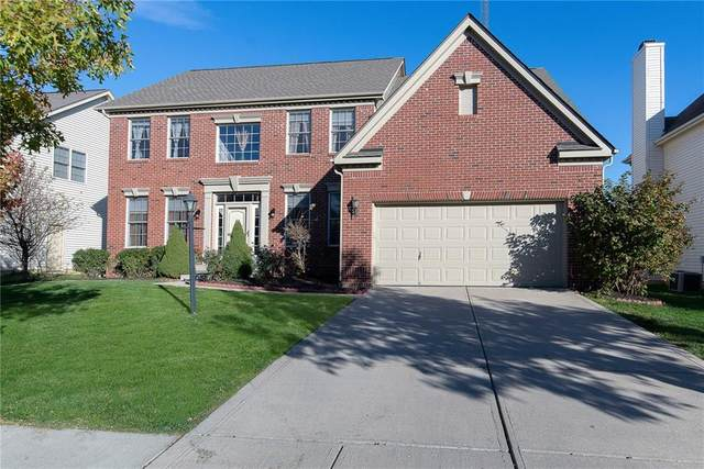 12535 Hurlock Drive, Fishers, IN 46037 (MLS #21774222) :: Mike Price Realty Team - RE/MAX Centerstone