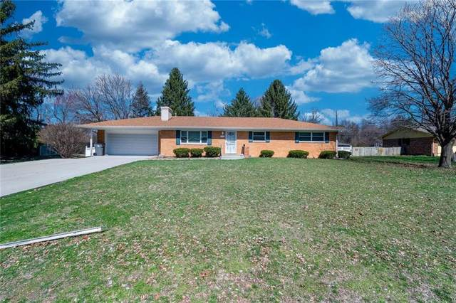 1806 Winchester Drive, Indianapolis, IN 46227 (MLS #21774224) :: Mike Price Realty Team - RE/MAX Centerstone