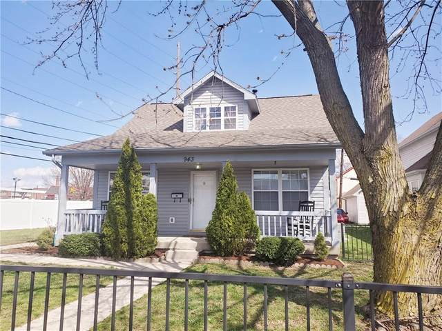 943 Paca Street, Indianapolis, IN 46202 (MLS #21774226) :: Mike Price Realty Team - RE/MAX Centerstone