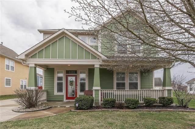1155 Vicksburg South Drive, Greenwood, IN 46143 (MLS #21774228) :: Ferris Property Group