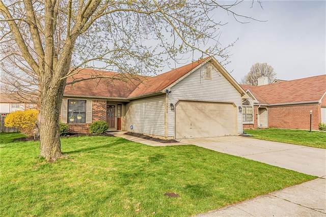 7750 Harcourt Springs Drive, Indianapolis, IN 46260 (MLS #21774235) :: Heard Real Estate Team | eXp Realty, LLC