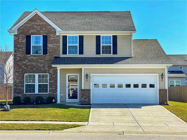 6757 School Branch Drive, Brownsburg, IN 46112 (MLS #21774244) :: Anthony Robinson & AMR Real Estate Group LLC