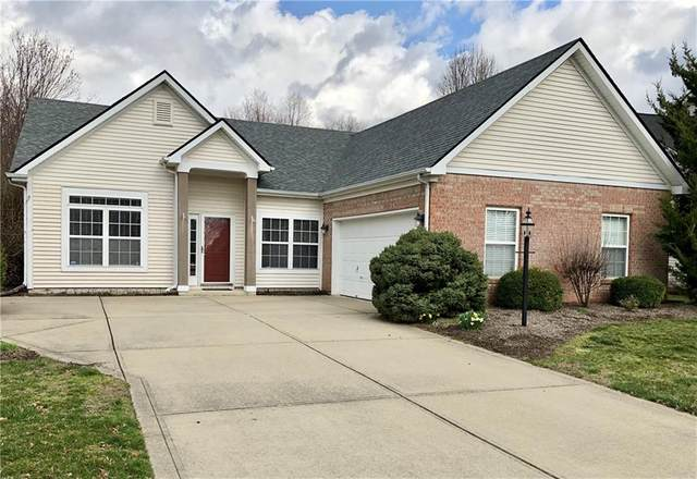 13896 Leatherwood Drive, Carmel, IN 46033 (MLS #21774253) :: Mike Price Realty Team - RE/MAX Centerstone