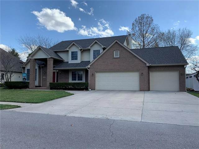 923 Lapwing Drive, Columbus, IN 47203 (MLS #21774262) :: The Indy Property Source