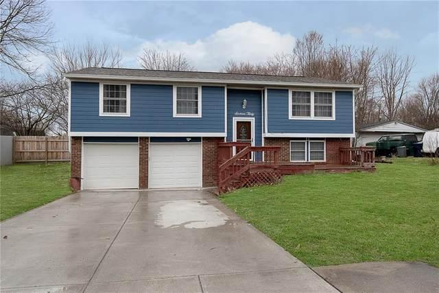 1630 N Arley Drive, Indianapolis, IN 46229 (MLS #21774275) :: Ferris Property Group