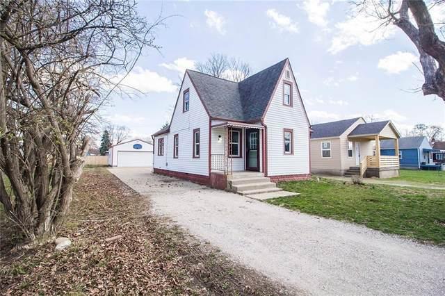 841 Woodrow Avenue, Indianapolis, IN 46241 (MLS #21774282) :: Heard Real Estate Team | eXp Realty, LLC