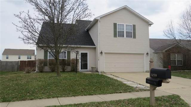 3059 Rolling Hill Drive, Columbus, IN 47201 (MLS #21774287) :: The Indy Property Source