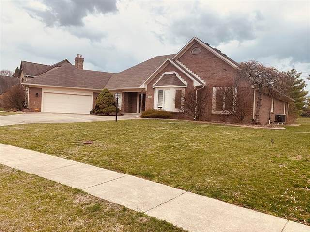 7668 Ballinshire   N Drive, Indianapolis, IN 46254 (MLS #21774315) :: Ferris Property Group