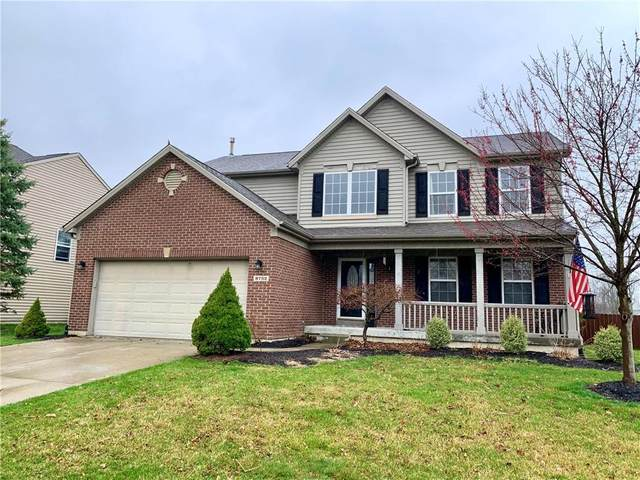 8752 Rapp Drive, Indianapolis, IN 46237 (MLS #21774318) :: Mike Price Realty Team - RE/MAX Centerstone