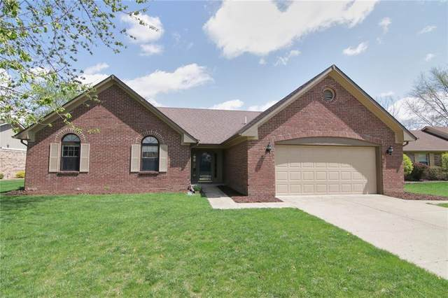 817 Ironwood Trail, Greenwood, IN 46143 (MLS #21774327) :: Ferris Property Group