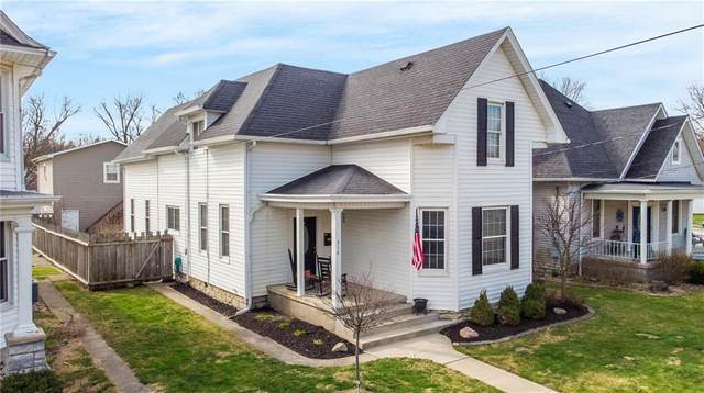 316 Maplewood Avenue, Batesville, IN 47006 (MLS #21774332) :: Mike Price Realty Team - RE/MAX Centerstone