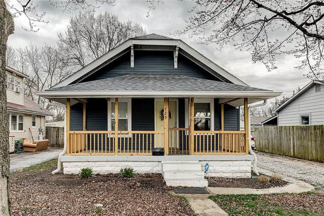 729 S Emerson Avenue, Indianapolis, IN 46203 (MLS #21774346) :: Mike Price Realty Team - RE/MAX Centerstone