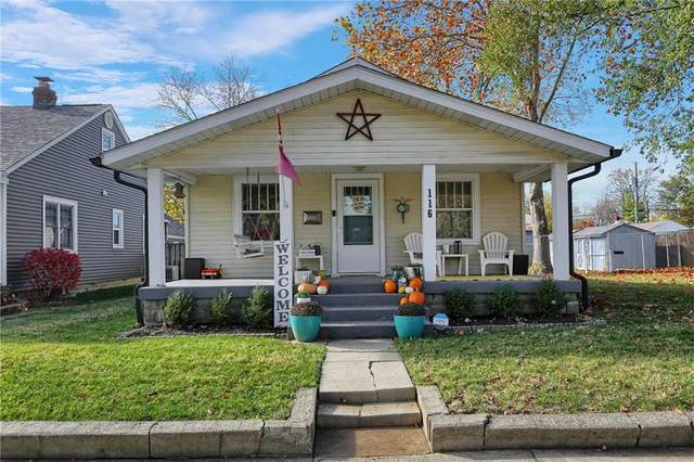116 S 11th Avenue, Beech Grove, IN 46107 (MLS #21774347) :: Anthony Robinson & AMR Real Estate Group LLC