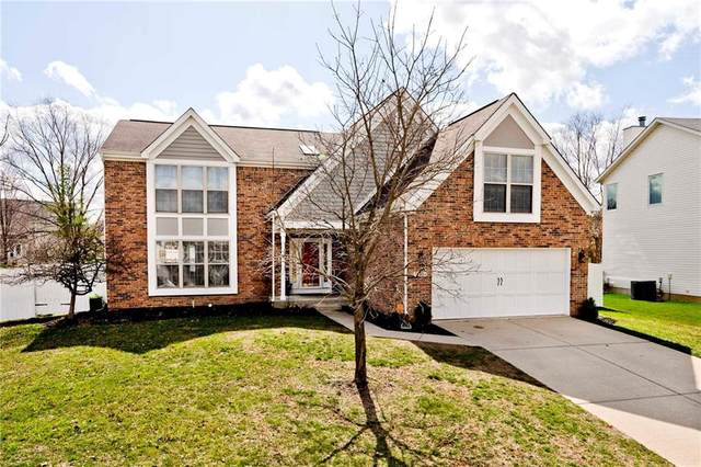 751 Burr Oak Drive, Greenwood, IN 46143 (MLS #21774349) :: Richwine Elite Group