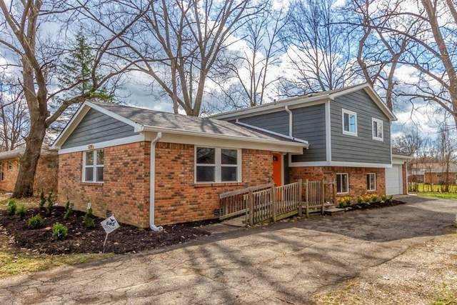 5719 Laurel Hall Drive, Indianapolis, IN 46226 (MLS #21774351) :: Ferris Property Group