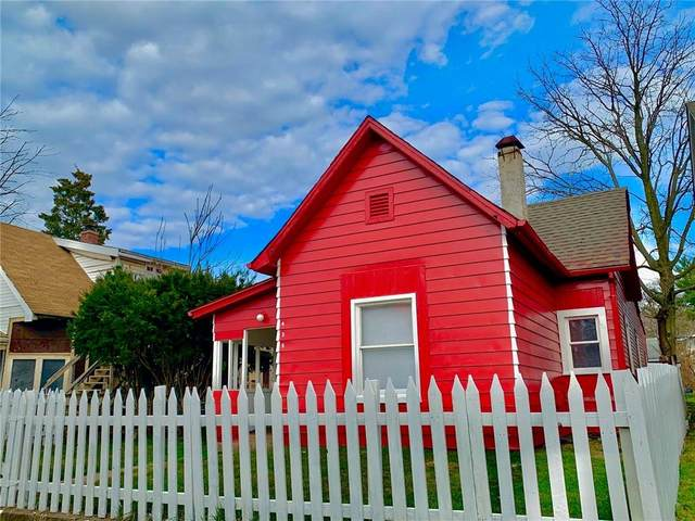 435 N Colorado Avenue, Indianapolis, IN 46201 (MLS #21774355) :: Mike Price Realty Team - RE/MAX Centerstone