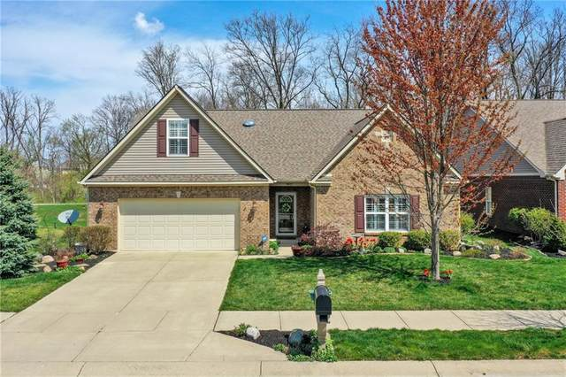 9897 Brook Wood Drive, Mccordsville, IN 46055 (MLS #21774357) :: The Evelo Team
