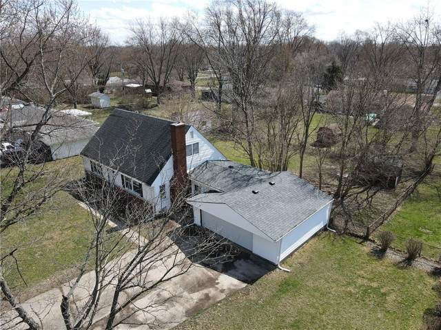 7415 E 33rd Street, Indianapolis, IN 46226 (MLS #21774364) :: Anthony Robinson & AMR Real Estate Group LLC