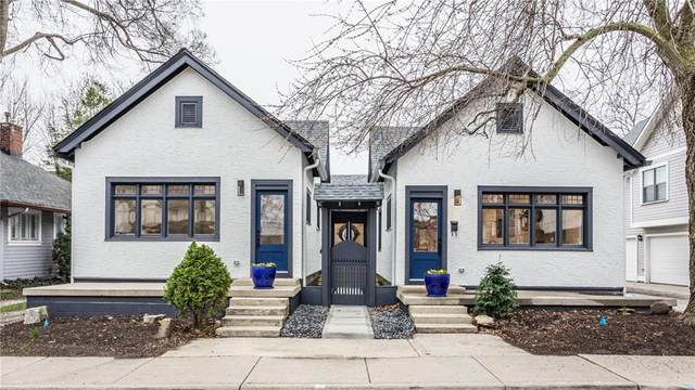 221 E 15th Street, Indianapolis, IN 46202 (MLS #21774365) :: The Indy Property Source