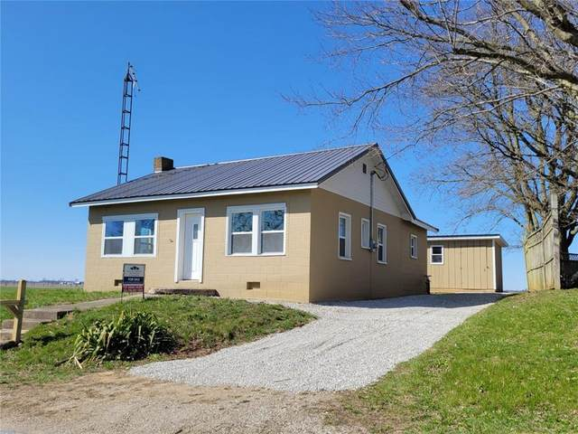 538 E 600 N, Rushville, IN 46173 (MLS #21774386) :: RE/MAX Legacy