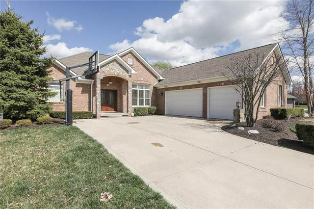374 Southwind Lane, Greenwood, IN 46142 (MLS #21774401) :: Dean Wagner Realtors