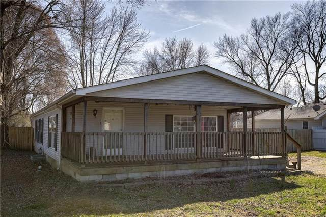 833 E Thompson Road, Indianapolis, IN 46227 (MLS #21774408) :: Dean Wagner Realtors