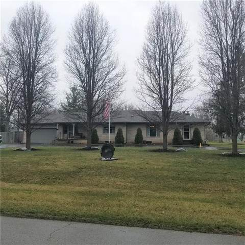 10928 Charlemagne Drive, Indianapolis, IN 46259 (MLS #21774417) :: The Indy Property Source