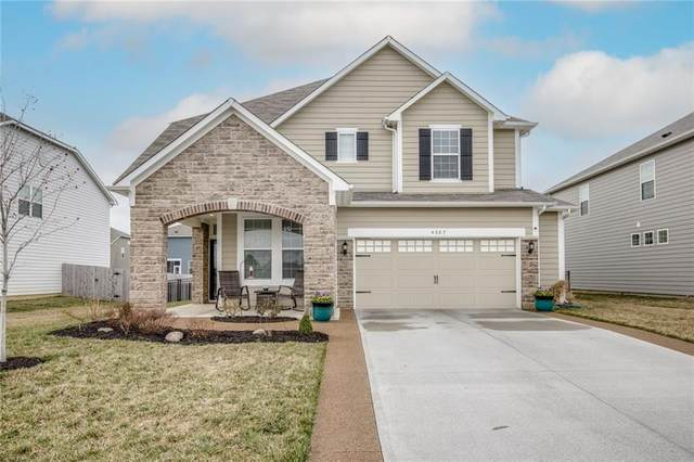 4307 Garrison Circle, Westfield, IN 46062 (MLS #21774443) :: Ferris Property Group