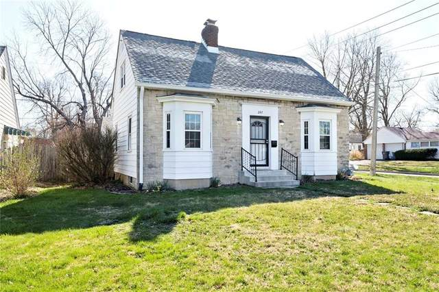 247 S Butler Avenue, Indianapolis, IN 46219 (MLS #21774444) :: Heard Real Estate Team   eXp Realty, LLC