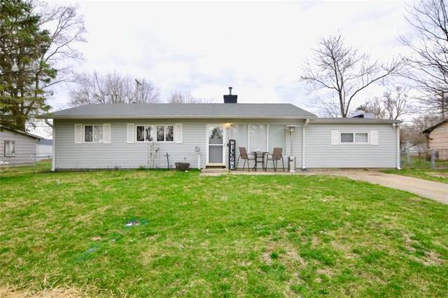 516 Melrose Drive, New Whiteland, IN 46184 (MLS #21774463) :: Mike Price Realty Team - RE/MAX Centerstone